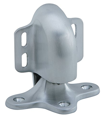 Ives FS40 US26D Floor Stop and Automatic Door Holder, Satin Chrome ()