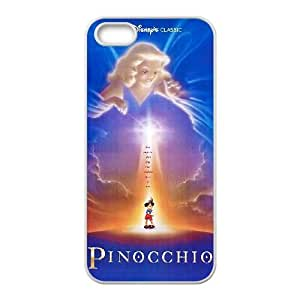 iPhone 4 4s Cell Phone Case Covers White Pinocchio ZTP