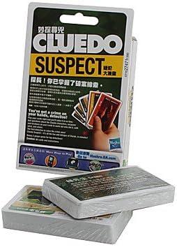 Buy Sospechoso Cluedo juego de cartas: Amazon.es: Juguetes y juegos