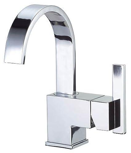 Danze D221544 Sirius Single Handle Lavatory Faucet, Chrome - Touch ...
