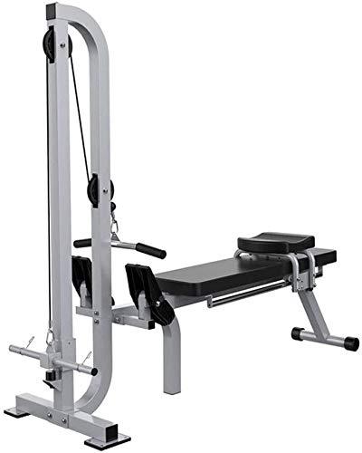 LITING Home Rowing Machine Multifunctionele Dumbbell Bench Rowing Home Sterkte Volledige Body Sport Uitgebreide Training…