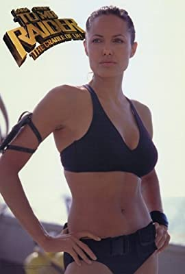 Lara Croft Tomb Raider The Cradle Of Life Poster Movie Poster