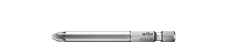 EMBOUT PROFESSIONAL POZIDRIV PZ1-150mm WIHA FORME E 6.3-7042Z