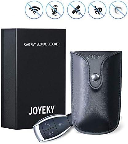 JOYEKY Faraday - Funda para Llaves de Coche (Cierre magnético, Bloqueo de señal de Llave de Coche, antirrobo, Funda Protectora): Amazon.es: Coche y moto