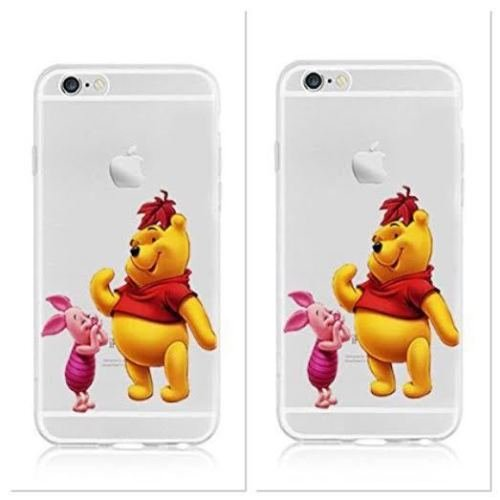 9 opinioni per New Disney trasparente Winnie-the-Pooh and friends ; 7dwards character