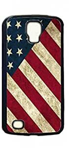 NADIA Generic HeartCase Hard Case for Samsung Galaxy S4 mini Active ( USA FLAG )