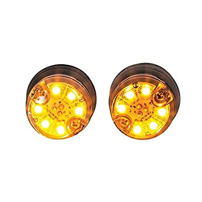Buyers Products 8891325 Clear LED Strobe Light: Automotive
