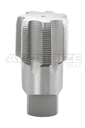 Accusize Tools - H.S.S. TAPER PIPE TAP-NPT, American Standard, Fully Ground (Size: 1
