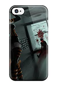 SaundraVillard Design High Quality Dead Space Cover Case With Excellent Style For Iphone 4/4s