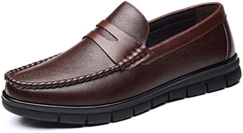 ローファー メンズ 紳士靴 スリッポン Uチップ 革靴 通気 歩きやすい ビジネスシューズ オフィス 通勤 ウォーキングシューズ 疲れにくい 柔らかい 仕事用 フォーマル リクルート カジュアル 大人 父の日 プレゼント