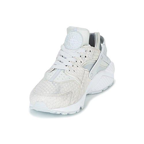 Sneaker Bassa Tela Wmns Donna Nike Grigio Premium Air Run Huarache wqdw4Y80