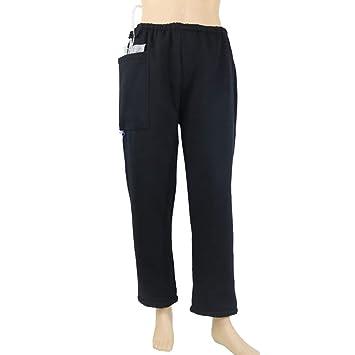 XCX Pantalones De Cuidado De La Incontinencia para Ancianos, Orinar Drenaje Bolsa Pantalones Cirugías Abdominales Paciente, Unisex (Apto para Invierno + Un ...