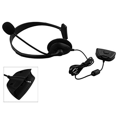 Game Stereo single Headphones Earphone PC Laptop Gaming Headset with mic microphone for xbox 360