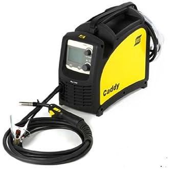 Esab Caddy Mig 200i - Equipo de soldadura: Amazon.es: Industria, empresas y ciencia