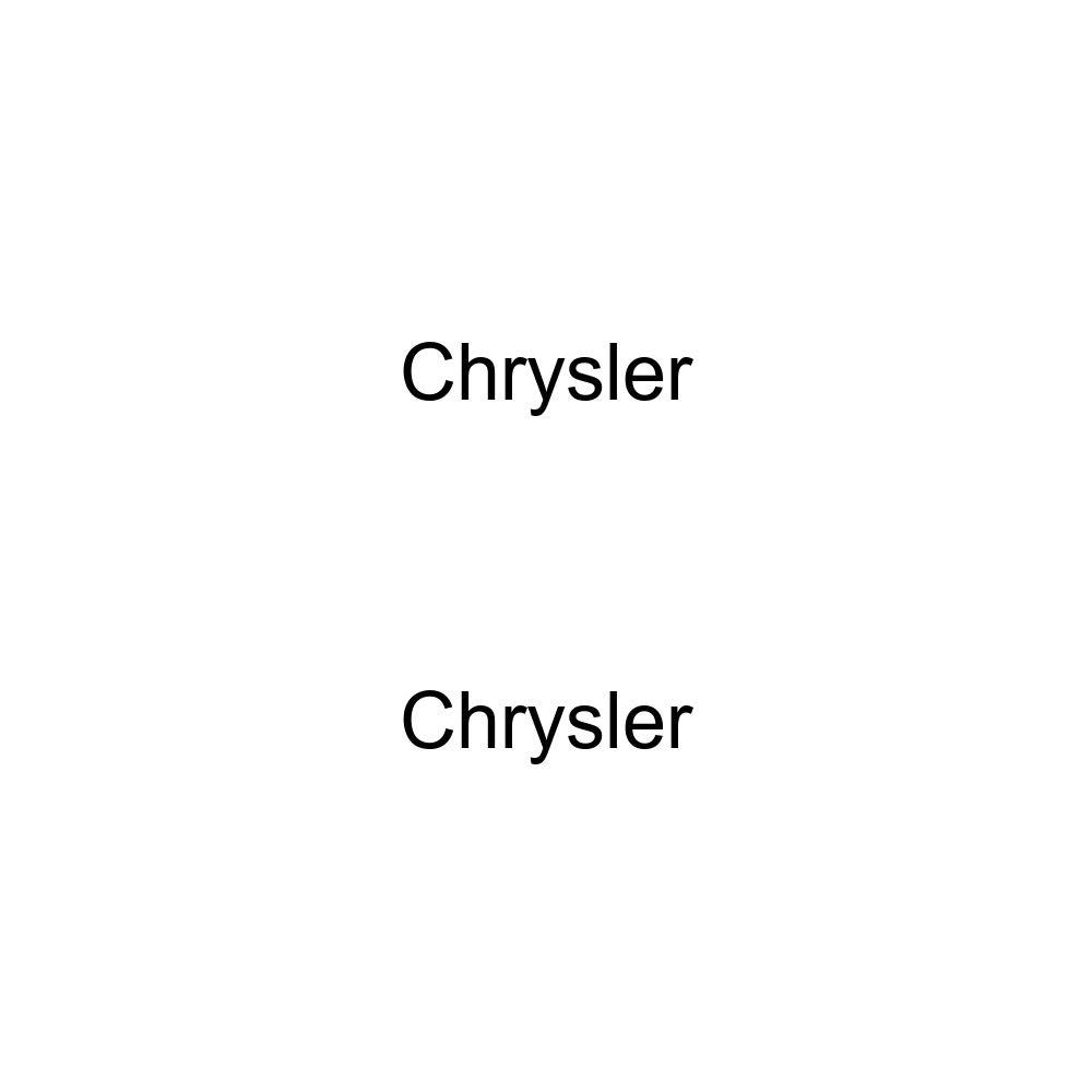 Genuine Chrysler 68253833AA Transmission Thrust Washer