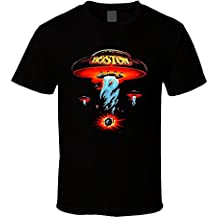 T-Shirt Bandit Boston Rock Band Logo T Shirt