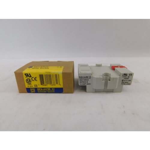 Square D 8501-NR34 Socket Relay, 14Pin, 10A, 300V by Square D (Image #1)