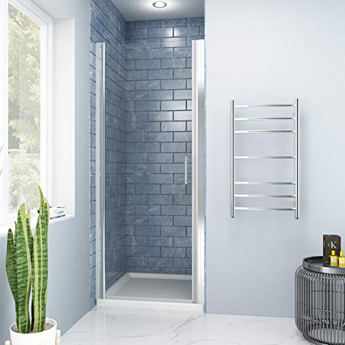 SUNNY SHOWER FP Pivot Swing Shower Door 30.5