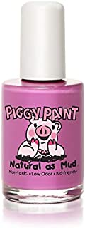 product image for Piggy Paint 100% Non-toxic Girls Nail Polish - Safe, Chemical Free Low Odor for Kids, Fairy Fabulous - Great Stocking Stuffer for Kids