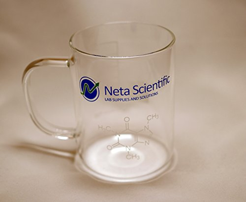 Neta Scientific Laboratory Beaker Mug
