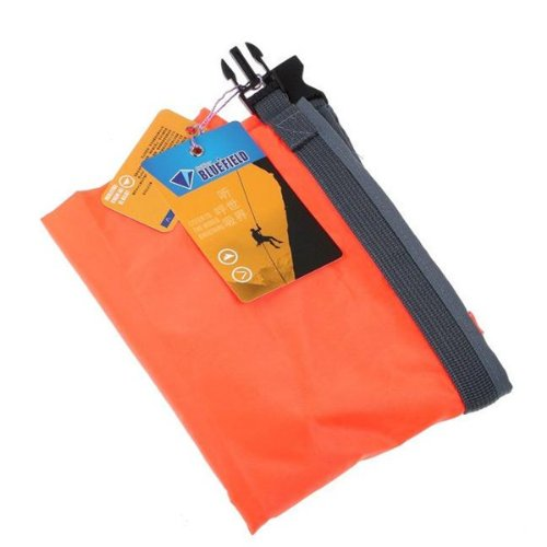70L Bright Orange Waterproof Dry Bag for Boat Floating Kayaking