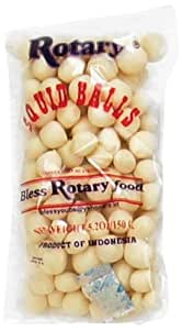 Rotary Squid Ball Crackers, 5-Ounce (Pack of 5)