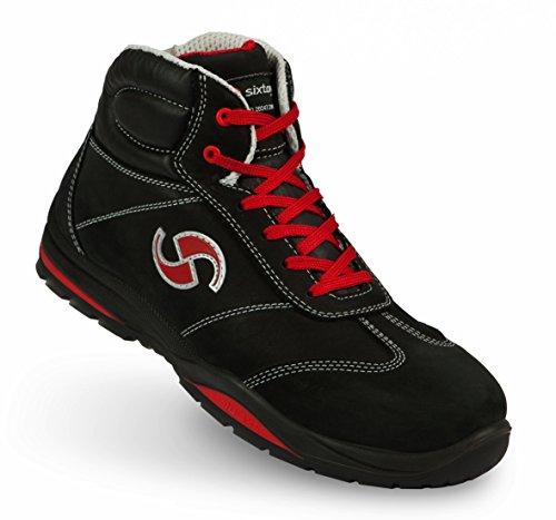 Sixton Sicherheitsschuhe Rock O3 Dachdeckerschuhe Dachdecker Stiefel / Schuhe von Uniface®