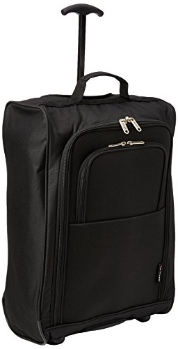 5 Cities Cabin Approved Multi-use Carry on Flight Bags/luggage Trolley Bag Backpacks (City Bag Luggage)
