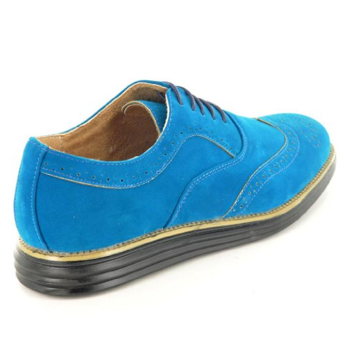 sole My Pair Schnürhalbschuhe Herren with Blue Perfect black w0qOUw6H