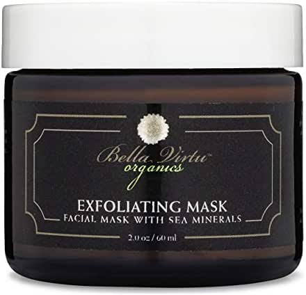 Exfoliating Masque Moisturizes and Nourishes Skin. All Natural Anti-Aging Skin Care Protects Skin & Accelerates Healing. Face Masque Smooths Out Wrinkles and Lines.