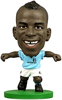 buy online cef65 52cbf Amazon.com: Mario Balotelli Manchester City Home Kit ...