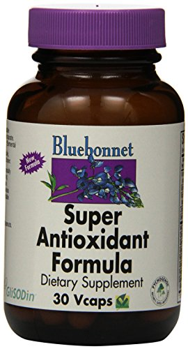 Bluebonnet Nutrition – Super Antioxidant Formula