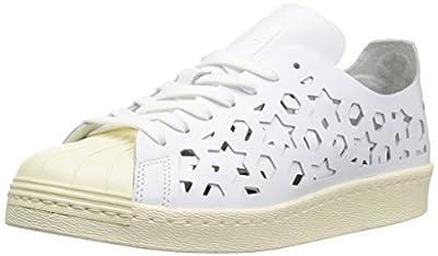 adidas Originals Women's Superstar 80s Cut Out W Running Shoe