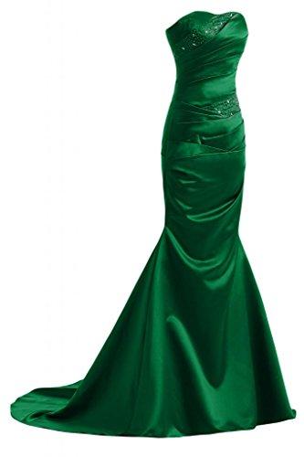 Pageant sirena lungo Bella sera Donna ufficiale da da Sunvary Costume abito Verde UnadWxx