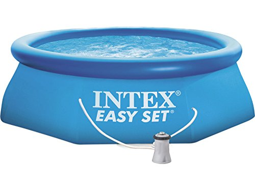 "8"" x 30"" Easy Set Pool Set With Filter Unit"