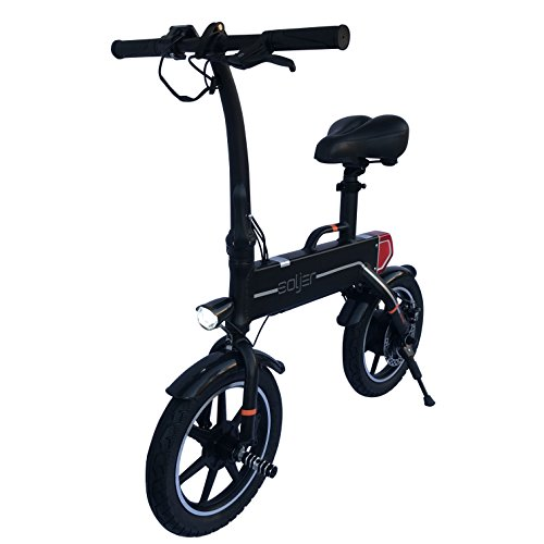 Mini Adult Electric Bike Bicycle Lightweight Compact