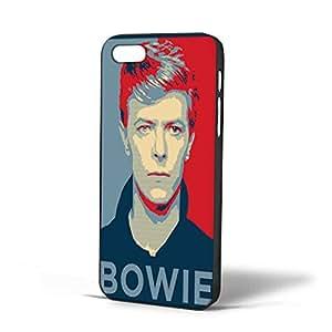 David Bowie Fan Art for Iphone Case (iPhone 5/5s Black)