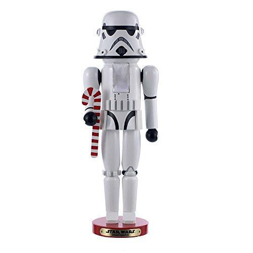 Kurt Adler Steinbach Star Wars Storm Trooper Nutcracker by Kurt Adler (Image #2)