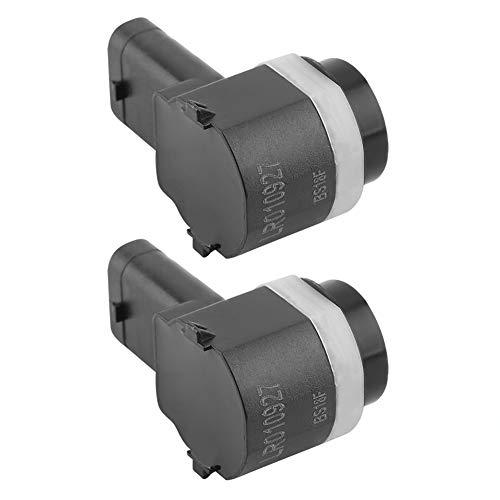 Aramox Parking Distance Control Parking Aid Sensor LR010927 PDC Parking Sensor (2PCS):