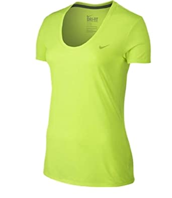 323476130 Nike Women's Legend 2.0 V-Neck Training Tee at Amazon Women's Clothing  store: