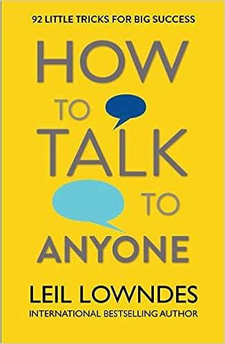 talk 1 on 1