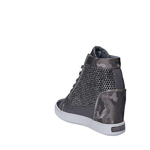 Immagino Calzature Damen Donna Attiva Sneaker Grigio