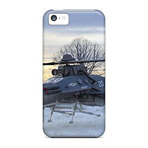 New Drone Helicopter Winter Tpu Skin Case Compatible With Iphone 5c