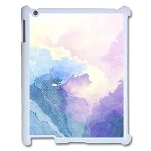 Custom Colorful Case for Ipad 2,3,4, Aqua Story Cover Case - HL-695255