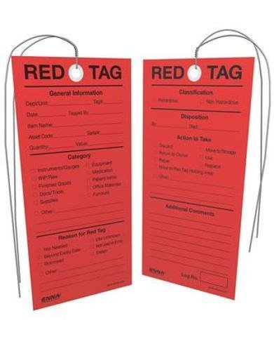 5s red tags - 7