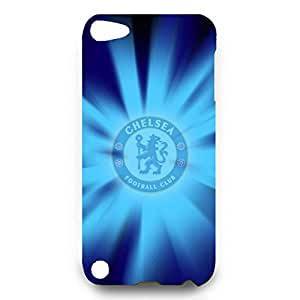 Unique Design FC Chelsea Football Club Phone Case Cover For Ipod Touch 5Th 3D Plastic Phone Case