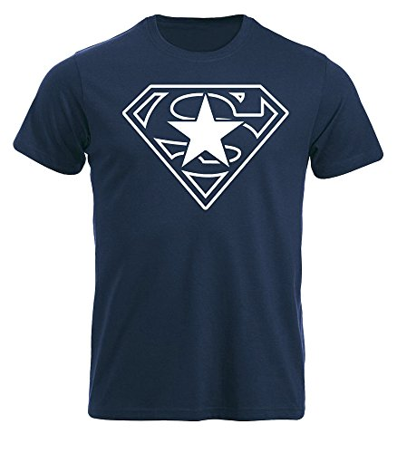 The Jung Super Star Dallas Men's T Shirt (XL)
