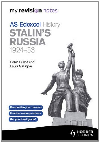 Read Online Stalin's Russia, 1924-53: My Revision Notes Edexcel As History pdf
