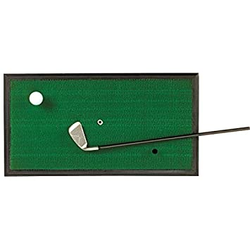 ProActive Sports 1 x 2 Hitting Practice, Chipping and Driving Golf Grass Mat
