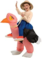 Big Boys' Inflatable Ostrich Costume